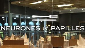 Restaurant neurones & papilles