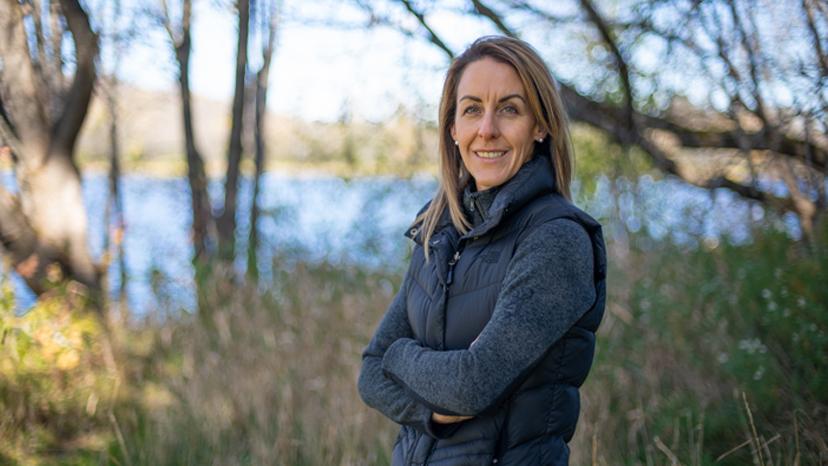 Fabienne Coursol, partenaire de la Maison de l'Entrepreneur