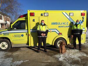 Soins préhospitaliers d'urgence