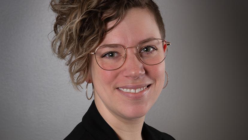 Sonia De Benedictis, nouvelle directrice adjointe aux études