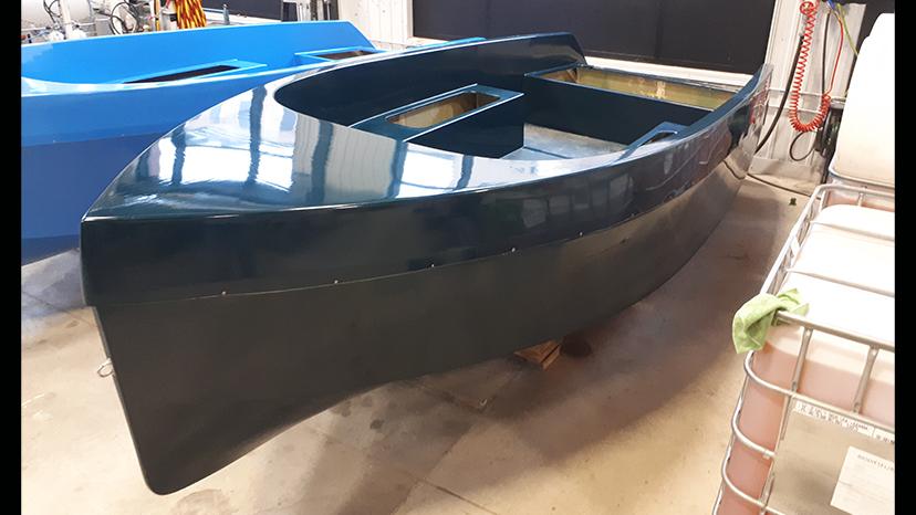 Le CDCQ, figure de proue en revalorisation des bateaux
