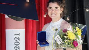 Lilianne Roy_Médaille académique du Gouverneur général pour la jeunesse 2020_CCML