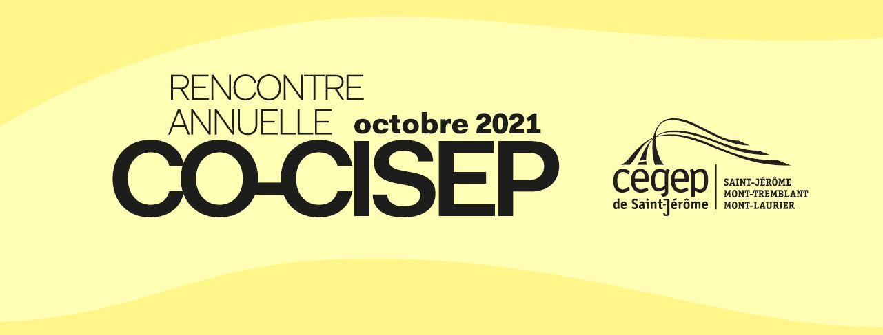 Rencontre CO-CISEP 12 octobre 2021