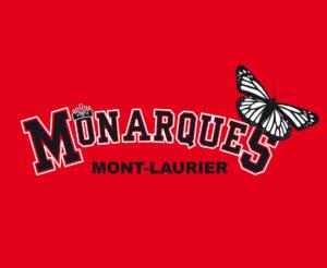 Logo des Monarques du Centre collégial de Mont-Laurier